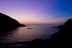 Isle of Elba, Nisportino Royalty Free Stock Photography