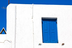 In the isle of greece Stock Image