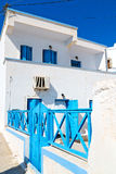 In the isle of greece Royalty Free Stock Photography