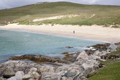 Isle of Harris; Western Isles, Scotland Royalty Free Stock Photography