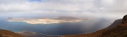 Isle of  La Graciosa Stock Photos