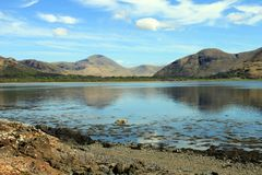 Isle of Mull Stock Images