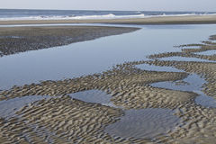Isle of Palms Tide Pools Stock Images
