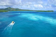 Isle of Pines, New Caledonia Stock Image