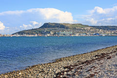Isle of Portland Royalty Free Stock Photos