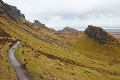 Isle of Skye Royalty Free Stock Photos