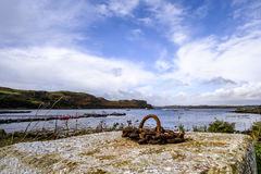 Isle of Skye bay royalty free stock image