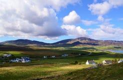 The Isle of Skye. Stock Photography