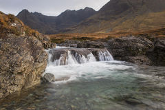 Isle of Skye, Fairy Pools Stock Image
