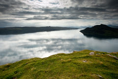Isle of Skye, near Portree Stock Photo