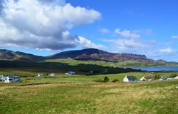 The Isle of Skye. Royalty Free Stock Images