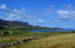 The Isle of Skye. Stock Photos