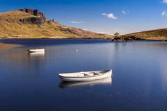 Isle of Skye in Scotland Royalty Free Stock Image