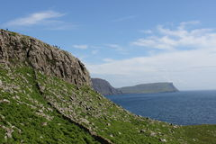 Isle of skye. Shot at Isle of Skye Stock Images