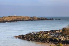 Isle of Whithorn Bay Stock Photos