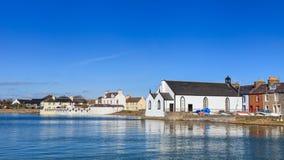 Isle of Whithorn Waterfront Stock Image