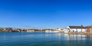 Isle of Whithorn Waterfront Stock Images