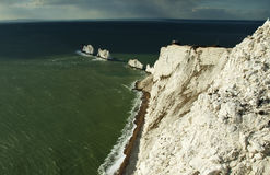 Isle of wight  Royalty Free Stock Images