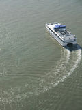 Isle of Wight Catamaran Stock Photos
