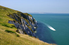 Isle of Wight. A photo of the Isle of Wight stock image