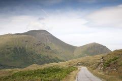 Islen av Mull, Skottland royaltyfri bild