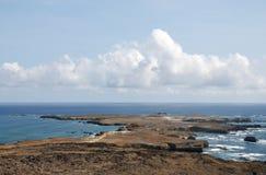 The islet of Djeu Layout Royalty Free Stock Photo
