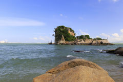 Islet of gulangyu island Royalty Free Stock Photography