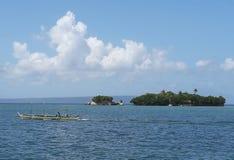 Islet in Rapu-Rapu Island. Pagol Island in Albay Stock Images