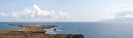 Islet to Island Stock Image