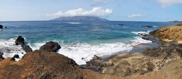 Islet to Island Royalty Free Stock Photos