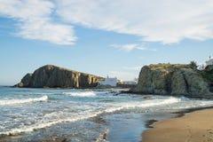Isleta beach Stock Photos
