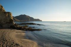 Isleta beach Stock Photography