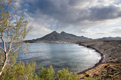 From Isleta del Moro Stock Image