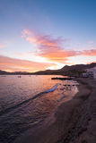 Isleta del Moro bay Stock Photography
