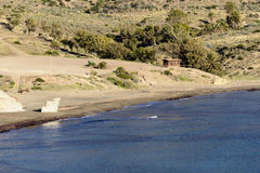 Isleta del moro in Cabo DE Gata stock fotografie