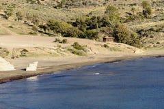 Isleta del moro in Cabo de Gata Stock Photography