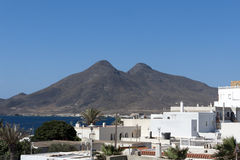 Isleta del Moro village - Cabo de Gata, Spain Stock Photo