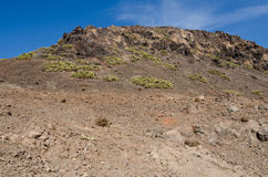 Isleta della La, Gran Canaria Immagini Stock