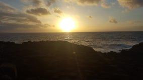 Isleta do La de Lateafternoon LPGC Imagem de Stock Royalty Free
