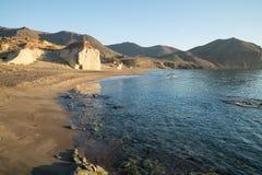 Isleta-Strand Stockfoto