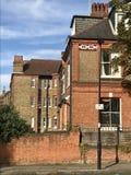 Islington, Londen royalty-vrije stock foto's