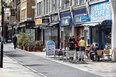 Islington London Royaltyfria Foton