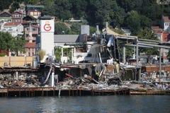Islote de Galatasaray en Estambul Imagen de archivo libre de regalías