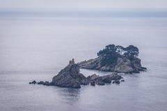 Islotes del mar adriático Imagen de archivo libre de regalías