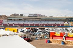 ISM Raceway - Phoenix Nascar and IndyCar. ISM Raceway formerly Phoenix International Raceway is going through some growing pains. The race track is implementing royalty free stock image