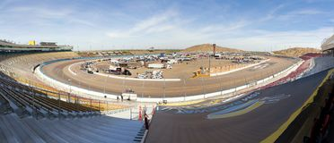 ISM Raceway - Phoenix Nascar and IndyCar. ISM Raceway formerly Phoenix International Raceway is going through some growing pains. The race track is implementing stock photo