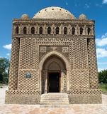 Ismail Samani Mausoleum - Buchara Royalty Free Stock Images