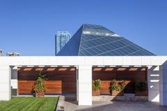 Ismaili中心在多伦多,加拿大 免版税库存图片