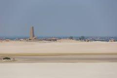 Ismailia ed i suoi dintorni immagine stock