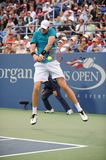 Isner John at US Open 2009 (14) Stock Image